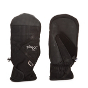 Drop Precious II Womens Mittens, Black, medium