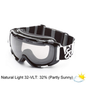 Scott Fix Goggles, Black-Nl 32 Gloss Black, medium