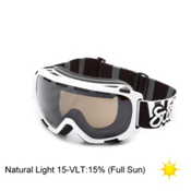 Scott Fix Goggles, Nl 15-Gloss White, medium