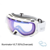 Scott Fix Goggles, Illiminator-Code White, medium