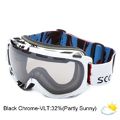 Scott Fix Goggles, Nl 32 Black Ch-Havana White, medium