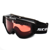 Scott Heli No Fog Fan OTG Goggles 2013, Black-Amplifier, medium