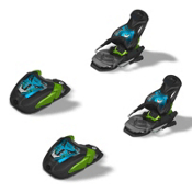 Marker M 7.0 Free Junior Ski Bindings 2013, , medium