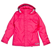 Burton Charm Girls Snowboard Jacket, Watermelon, medium