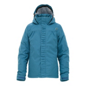 Burton Charm Girls Snowboard Jacket, Galaxy, medium