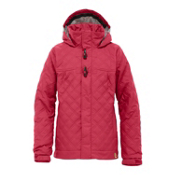 Burton Dulce Girls Snowboard Jacket, Watermelon, medium