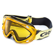 Carrera Kimerik S Kids Goggles, Liquid Yellow-Super Gold, medium