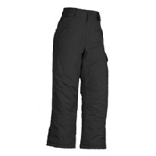 White Sierra Cruiser Girls Ski Pants, Black, medium