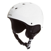 Carrera Rib Ski Helmet, White, medium