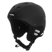 Carrera Rib Ski Helmet, Matte Black Print, medium