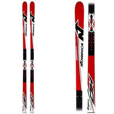 Nordica Dobermann DH Plate Race Skis, , large