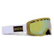 Dragon Rogue Goggles, Hog Wild Gold-Gold Ionized, medium