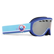 Dragon Simon Chamberlain D1XT Goggles, Simon Chamberlain-Blue Steel, medium