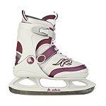 K2 Annika Adjustable Girls Figure Ice Skates 2013