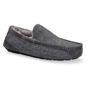 UGG Australia Ascot Wool Mens Slippers, Metal, medium