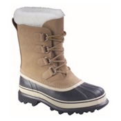 Sorel Caribou Mens Boots, Buff, medium