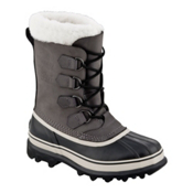 Sorel Caribou Mens Boots, Shale, medium