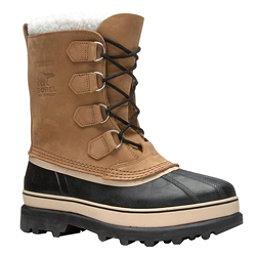 Sorel Caribou Mens Boots, Buff, 256