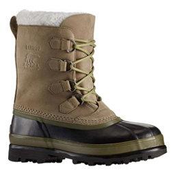 Sorel Caribou Mens Boots, Sage-Black, 256