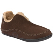 Sorel Manawan Mens Slippers, Bark, medium