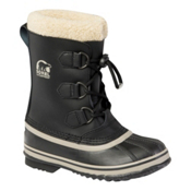 Sorel Yoot Pac Kids Boots, Black, medium