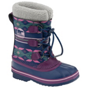 Sorel Yoot Pac TP Girls Boots, Estate Blue-Gloxinia, medium