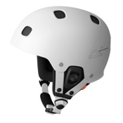 POC Receptor Bug Adjustable Helmet 2013, White-Black, medium