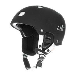 POC Receptor Bug Adjustable Helmet, Black-White, 256