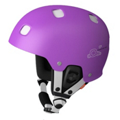 POC Receptor Bug Adjustable Helmet 2013, Bright Purple-White, medium