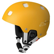POC Receptor Bug Adjustable Helmet 2013, Dark Yellow-White, medium