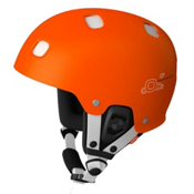 POC Receptor Bug Adjustable Helmet 2013, Orange-White, medium