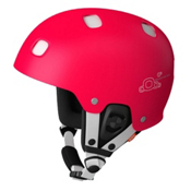POC Receptor Bug Adjustable Helmet 2013, Red-White, medium
