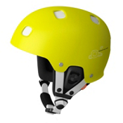 POC Receptor Bug Adjustable Helmet, Yellow-White, medium