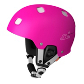 POC Receptor Bug Adjustable Helmet, Cerise-White, medium