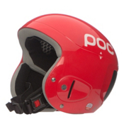POC Skull Comp 2.0 Helmet, Red, medium
