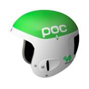 POC Skull Comp 2.0 Bode Helmet, Bode Green-White, medium