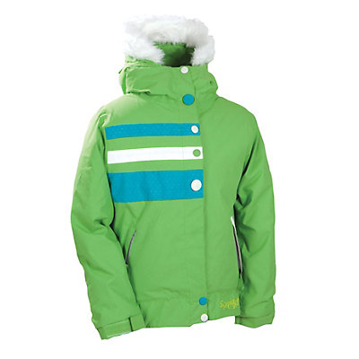 686 Mannual Natalie Girls Snowboard Jacket, , viewer