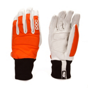 POC Wrist Freeride Gloves, Orange, medium