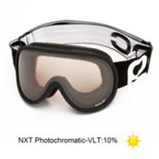 POC Retina NXT Polarized Photochromatic Goggles 2016, Black-Nxt Photocromatic, medium