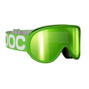 POC Retina Goggles 2013, Green-Yellow Green Mirror, medium