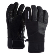 Armada Double Gloves, Black, medium