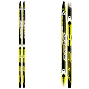 Fischer Sprint Crown Juniors Cross Country Skis with Bindings 2013, , medium