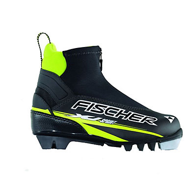 Fischer XJ Sprint Juniors NNN Cross Country Ski Boots, , large