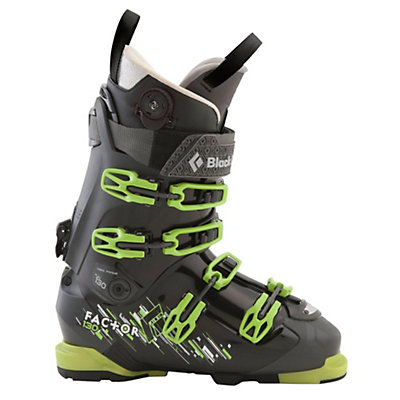 Black Diamond Factor 130 Alpine Touring Ski Boots, , viewer