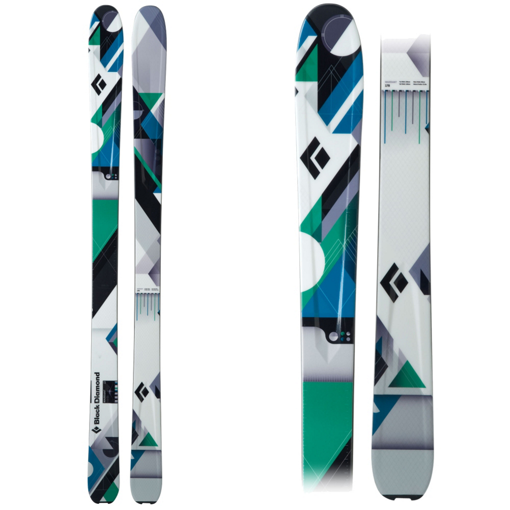 Skis, Ski Bindings and Ski Gear Black Diamond