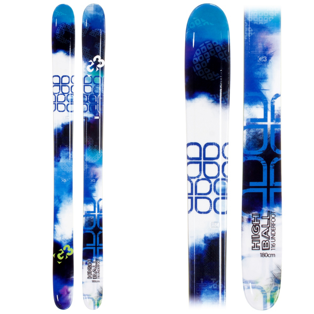 G3 Highball Skis 2013