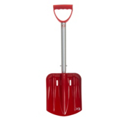 G3 Spadetech D-Handle Shovel 2013, Red, medium