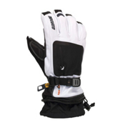 Gordini Fuse Gloves, White-Black, medium