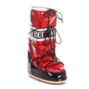Tecnica Vinyl MoonBoot Womens Boots, Red-Navy, medium