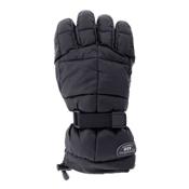 Grandoe Mother Goose Womens Gloves, Black-Silk, medium